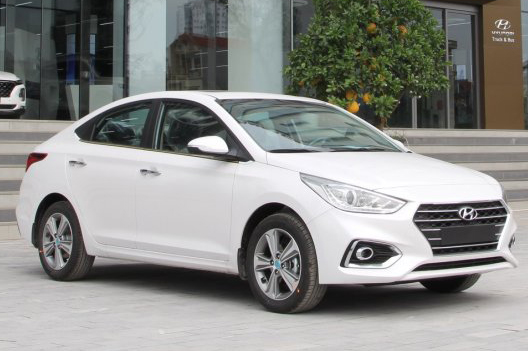 Xe 4 chỗ Accent