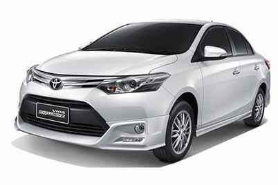 Xe 4 chỗ Toyota Vios 2017